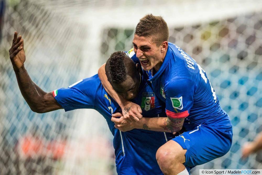 Marco Verratti est le meilleur joueur italien de l'année.
