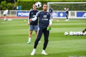 Mbappé se prépare depuis deux mois pour la coupe du Monde