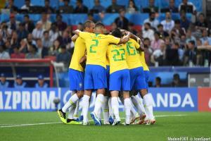 Le Brésil vise une qualification pour les quarts.
