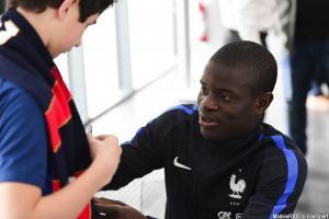 En 2016, le PSG avait tenté de faire venir N'Golo Kanté.