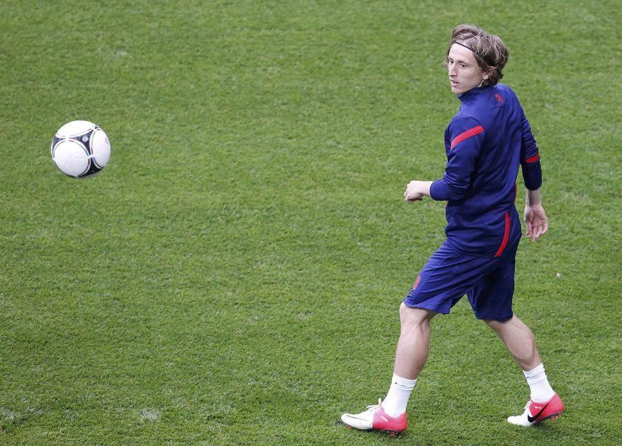 Luka Modric (Real Madrid) est incertain pour la venue du PSG, mardi soir.