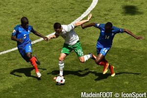Les compos officielles du match entre la France et l'Islande.
