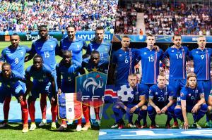 Les compositions probables de France-Islande.