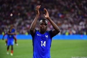 Matuidi applaudi Umtiti