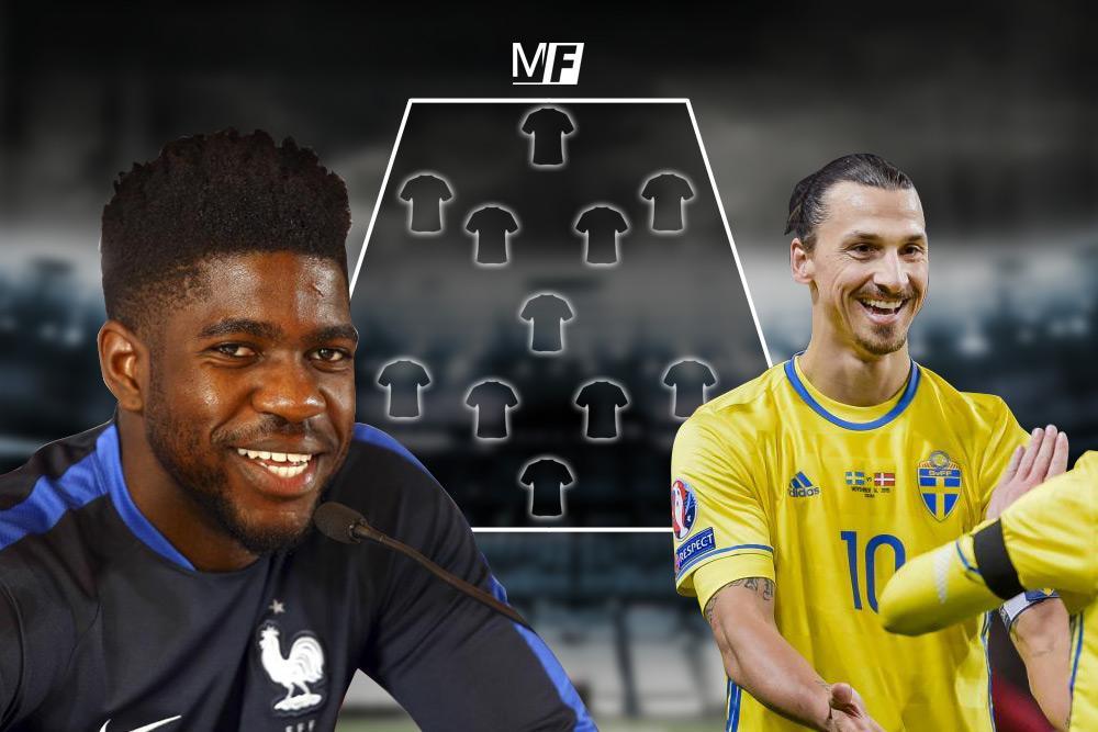 Plusieurs joueurs de L1 seront à suivre pendant l'Euro 2016...