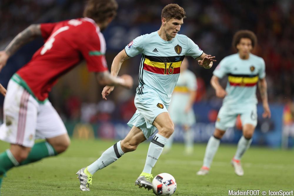 Thomas Meunier a signé au PSG dimanche.