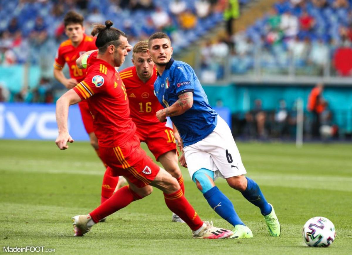 Verratti quitte la sélection italienne