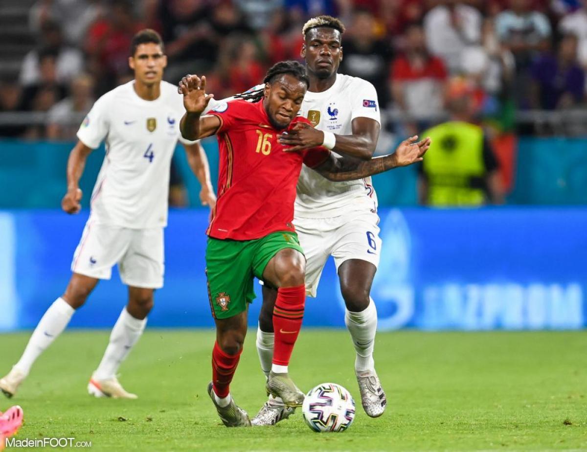 La France et le Portugal se laissent dos à dos