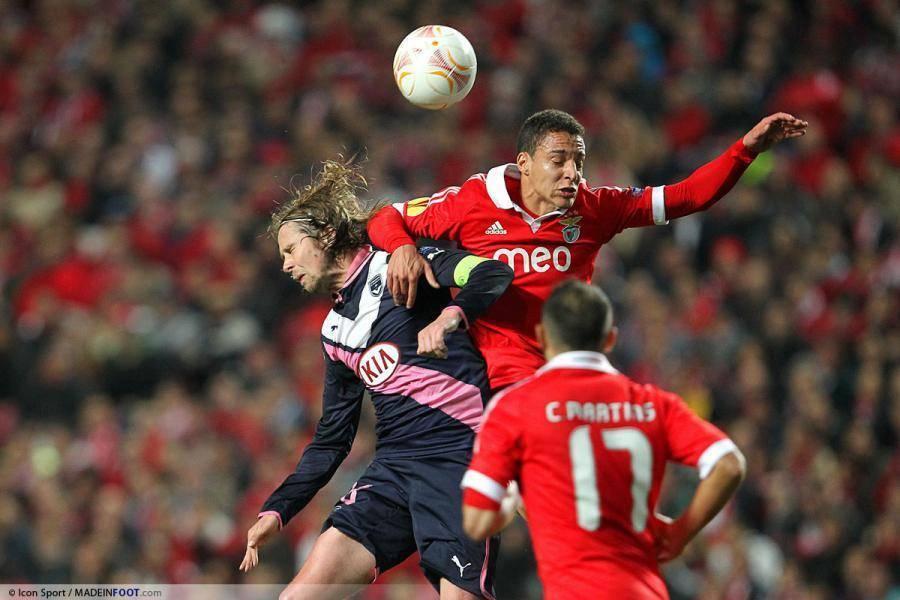 Le groupe de Benfica dévoilé