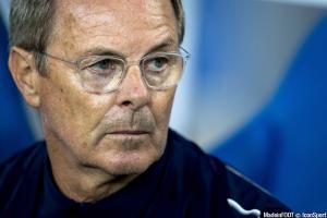 L'entraîneur des Girondins s'est plaint