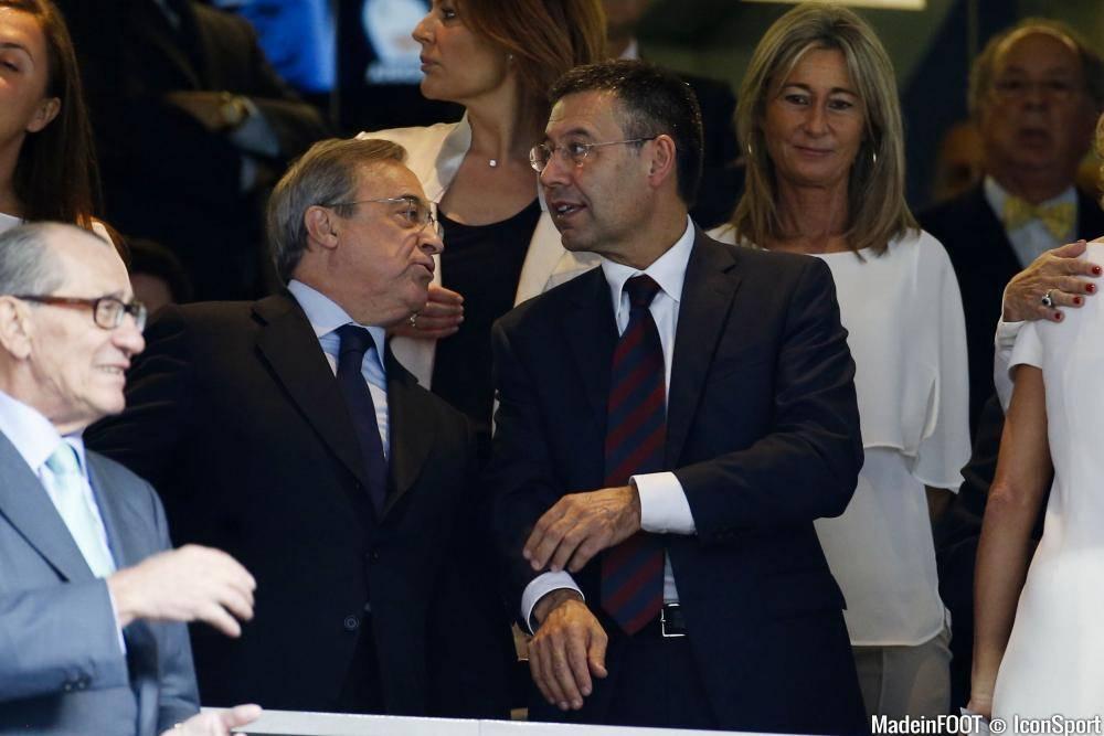 Josep Maria Bartomeu ne veut pas laisser partir Neymar à Paris.
