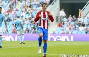 Antoine Griezmann (Atlético Madrid) ne compte pas quitter les Colchoneros l'été prochain.