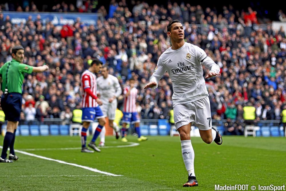 Cristiano Ronaldo est sous contrat avec le Real Madrid jusqu'en 2018.