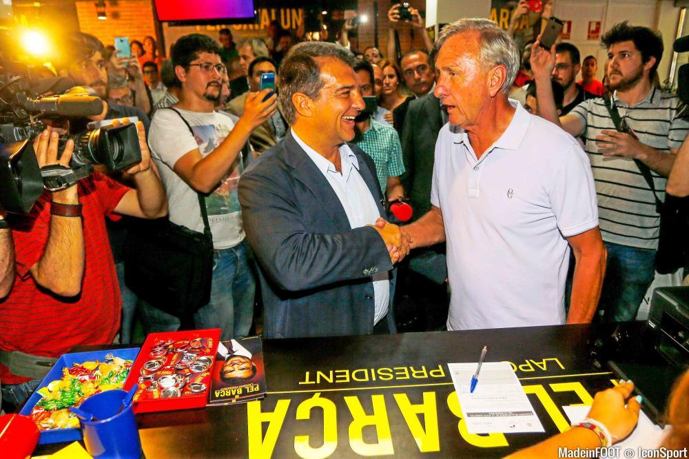 Joan Laporta tacle le PSG