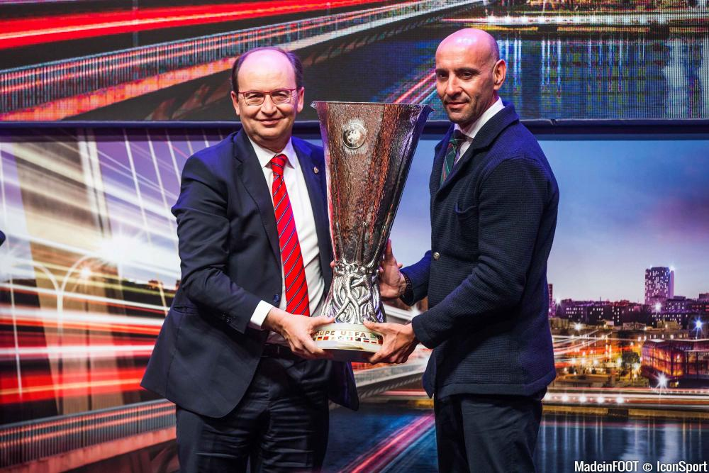 Sur le départ à Séville, Monchi aimerait intégrer la direction du PSG.