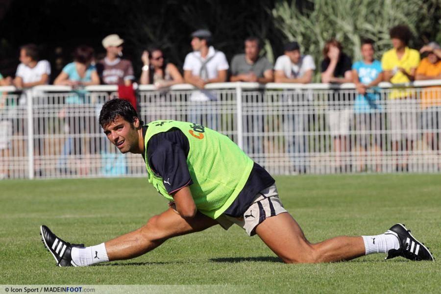 Yoann Gourcuff était suivi par le PSG avant de rejoindre Milan, puis Bordeaux.