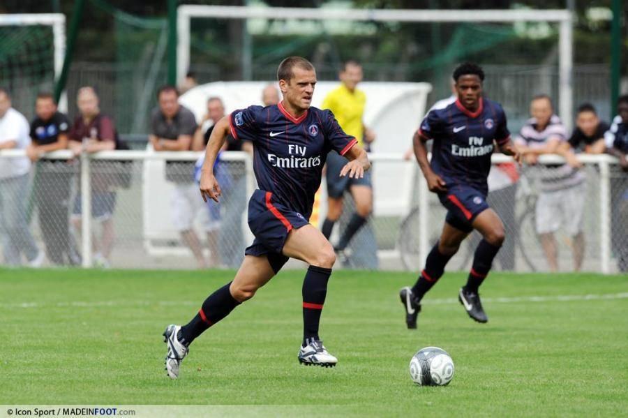 La dernière apparition de Rothen avec le PSG
