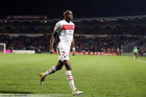 Mohamed Sissoko, ici sous les couleurs du Paris Saint-Germain.