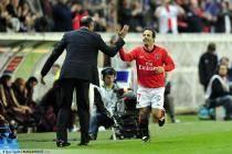 Joie Antoine KOMBOUARE / Ludovic GIULY - 17.04.2011 - Paris Saint Germain / Lyon - 31e journee Ligue 1