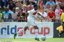 Tripy MAKONDA - 09.07.2011 - PSG / Sion - Match de preparation