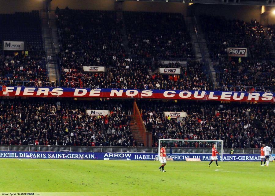 Les fans du PSG préfèrent rester à la maison