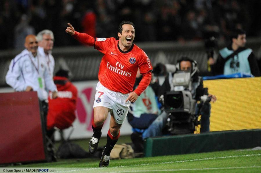 Clap de fin pour Giuly et le PSG ?