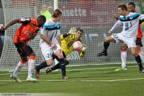 Emegharra Innocent / Landreau Mickael - 18.02.2012 - Lorient / Lille - 24eme journee de Ligue 1 -