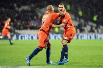 Jerome Rothen - 04.11.2012 - Lyon / Bastia - 11 eme journee de Ligue 1