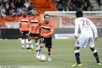 Ludovic GIULY - 11.11.2012 - Lorient / Bordeaux - 12eme  Journee de Ligue 1