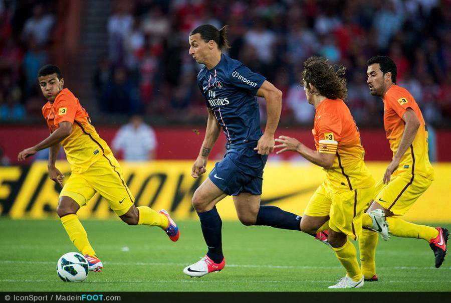 Ibrahimovic pourrait quitter sa formation