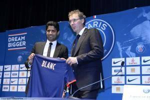 Nasser Al-Khelaïfi et Laurent Blanc ont mis fin à leur collaboration.