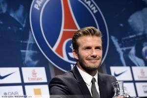 David Beckham est fier de voir arriver Blaise Matuidi