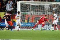 But SIAKA TIENE - 24.08.2013 - Montpellier / Sochaux - 3eme journee de Ligue 1 -