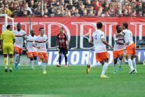 Joie Siaka Tiene - 01.09.2013 - Nice / Montpellier - 4eme journee de Ligue 1 -