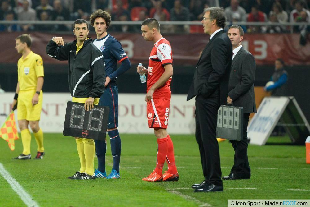 Adrien Rabiot devra attendre janvier pour espérer quitter le PSG