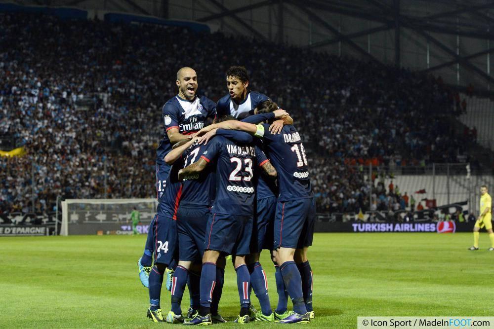 Alex est heureux au Paris Saint-Germain