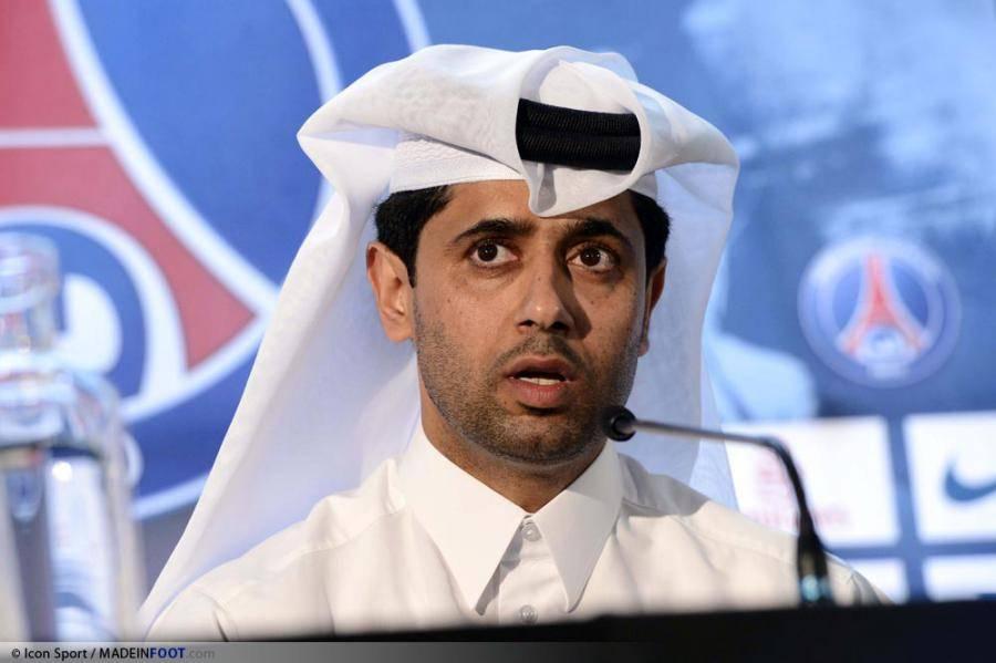 Le Qatar se poserait des questions...