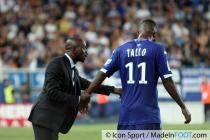 Claude MAKELELE / Gadji TALLO - 09.08.2014 - Bastia / OM  - 1er journee de Ligue 1