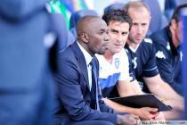 Claude Makelele - 16.08.2014 - Paris Saint Germain / Bastia - 2eme journee de Ligue 1