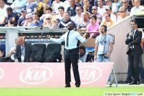 Claude Makelele - 31.08.2014 - Bordeaux / Bastia - 4eme journee de Ligue 1