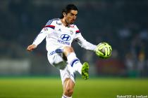 Milan BISEVAC - 21.12.2014 - Bordeaux / Lyon - 19eme journee de Ligue 1 -