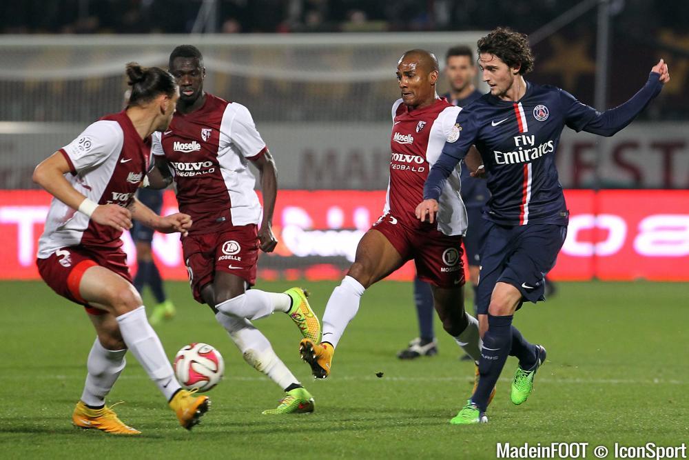 Rabiot est sous contrat jusqu'en 2019 avec le Paris Saint-Germain