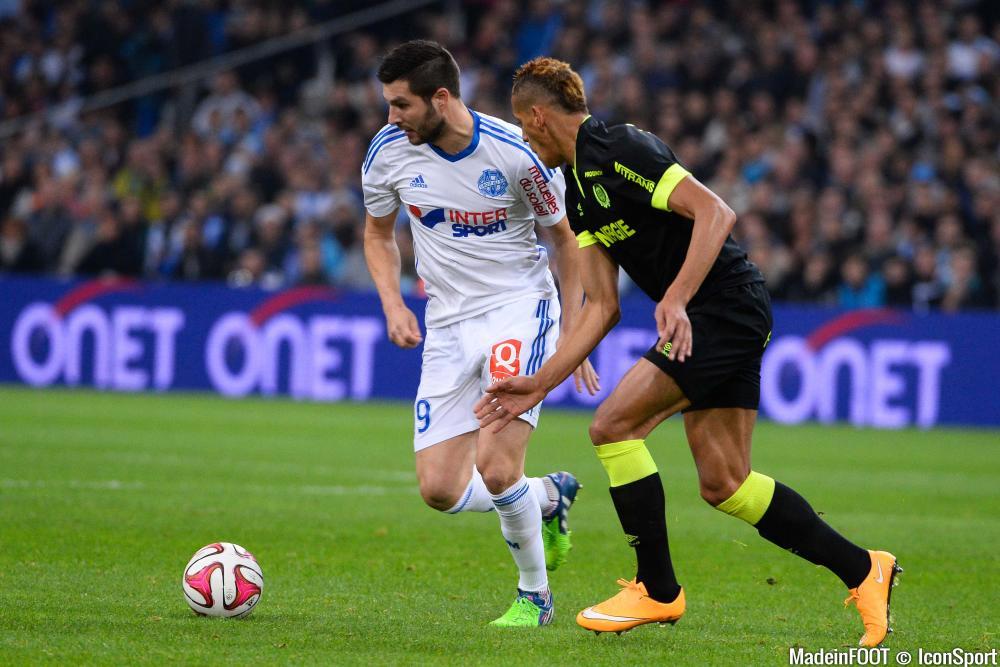 Gignac est en en tête du classement des meilleurs réalisateurs de la Ligue 1