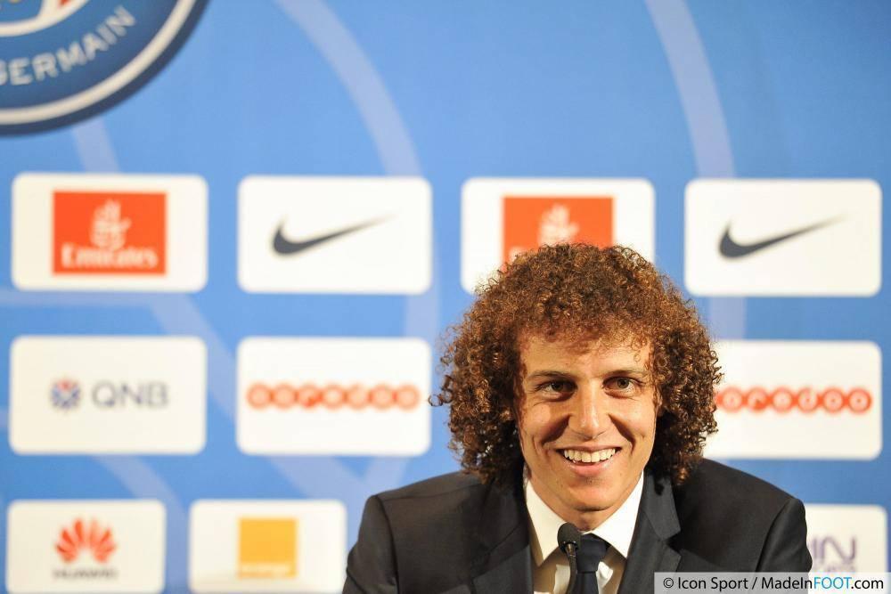 David Luiz est la recrue phare du mercato parisien