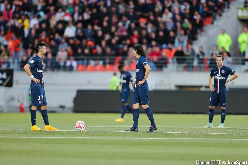 Le Paris Saint-Germain a pris le meilleur sur le FC Lorient, ce samedi après-midi