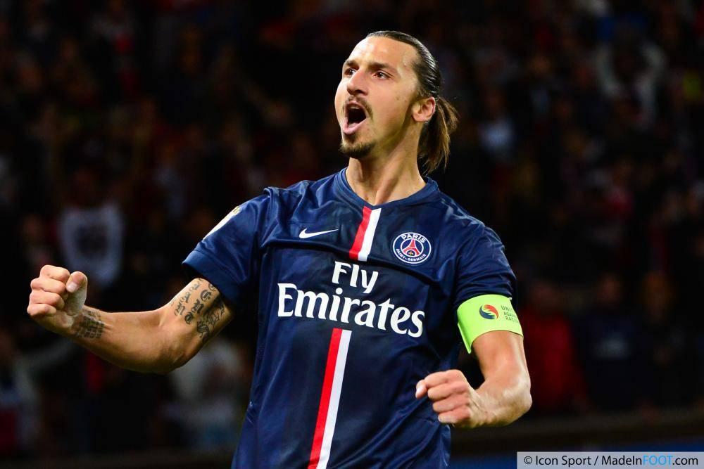 Pour vous, Zlatan était l'homme du match face aux Verts