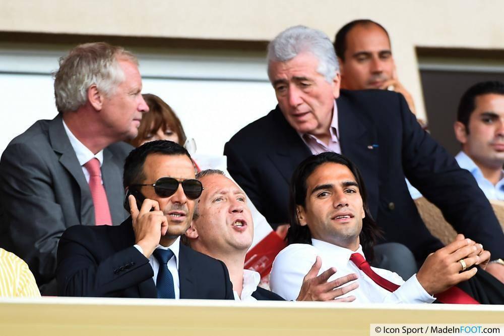 Radamel Falcao a bien signé à Manchester United