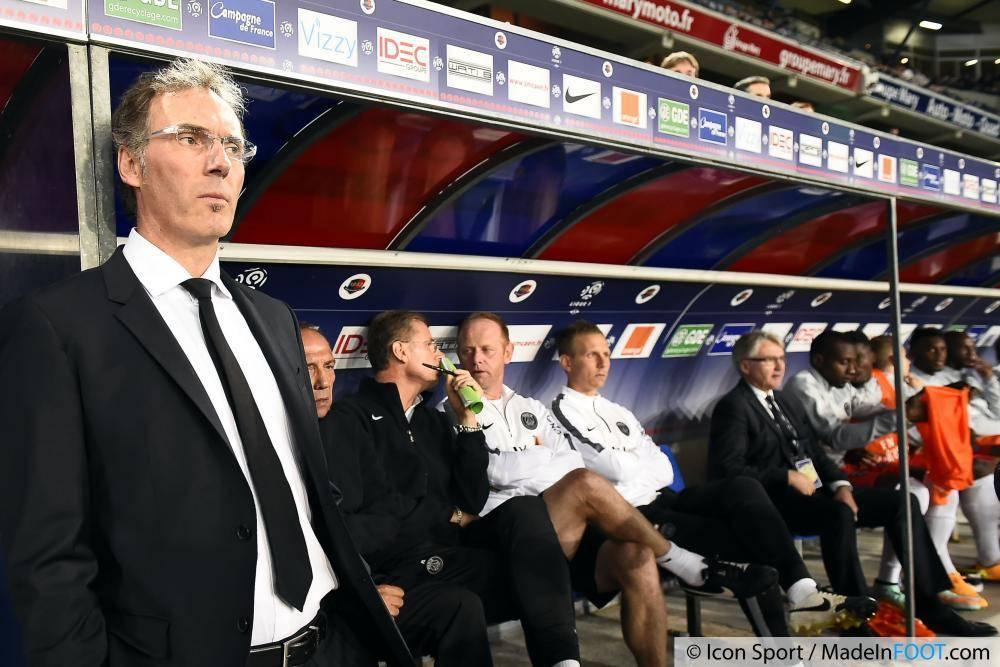 Laurent Blanc et le PSG n'accueilleront pas de nouvelle recrue cet hiver.