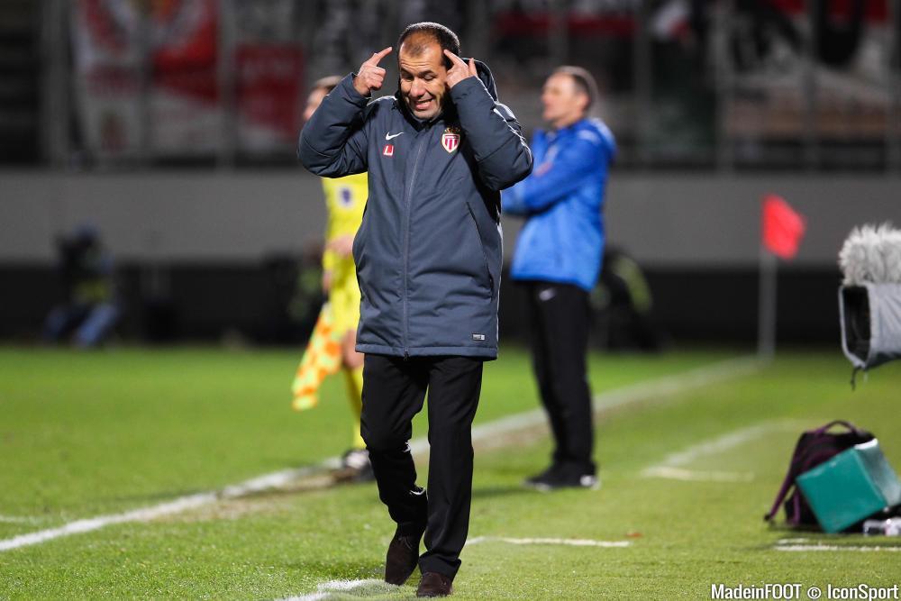 Leonardo Jardim (AS Monaco) est perplexe devant certaines décisions de la LFP.