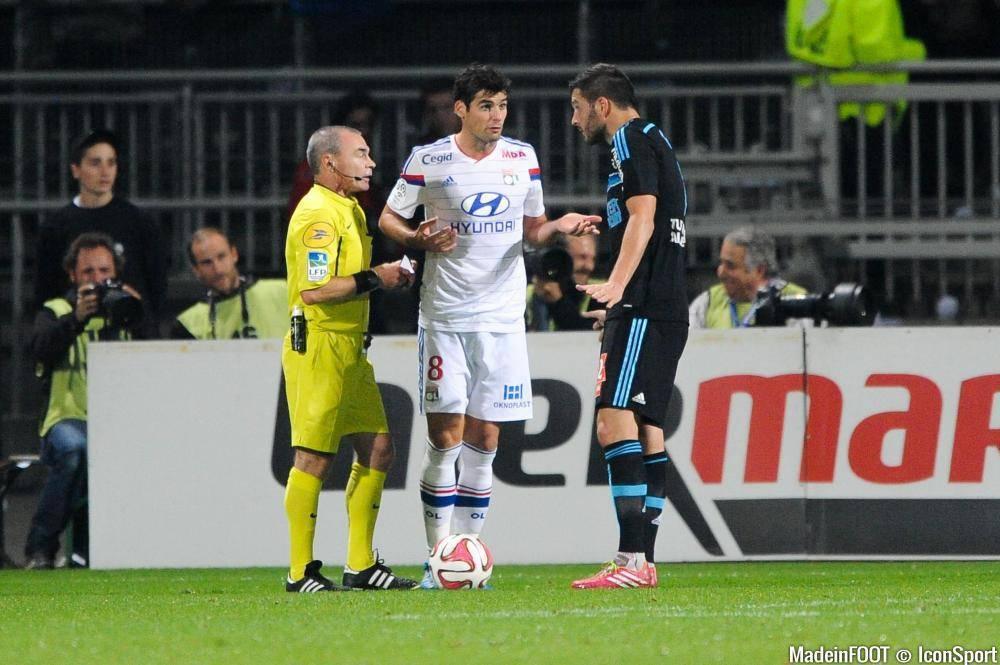 Monsieur Jaffredo sera l'arbitre de LOSC-PSG, ce mardi soir, en demi-finale de la Coupe de la Ligue.